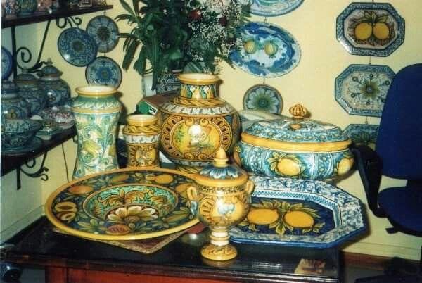 Sicillian ceramics