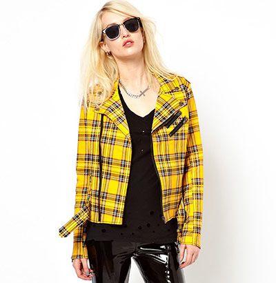 Punk fashion gallery: Jacket
