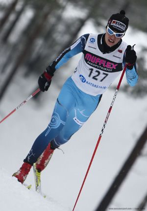 Matti Heikkinen (Finland - Cross-Country)