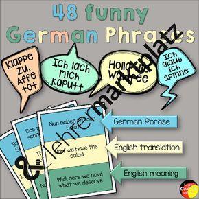 Deutsche Redewendungen und ihre englische Bedeutung – Englisch, Deutsch