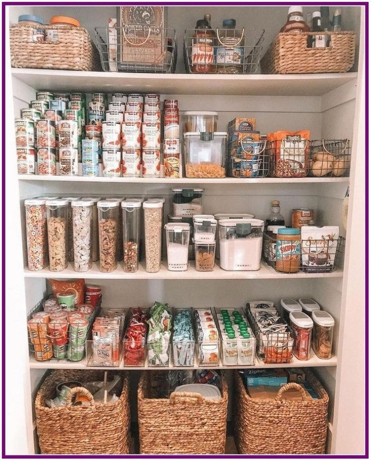 29+ so erstellen sie die perfekt organisierte speisekammer