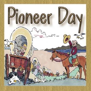 Enjoy Utah!: Pioneer Day Activities 2012