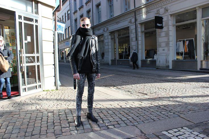 #Anothamista #fashion #Gotheburg #Gothenburg Streetstyle  #lifestyle #street style, #Streetstyle #menswear #bikerjacket