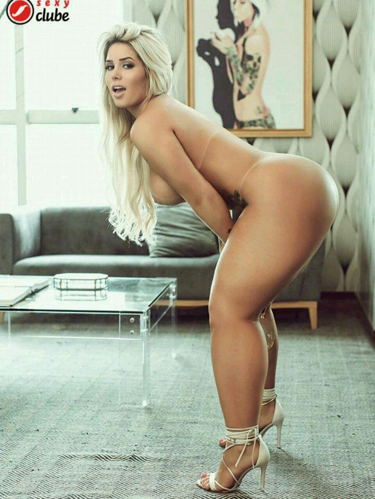 thick naked brazilian ass