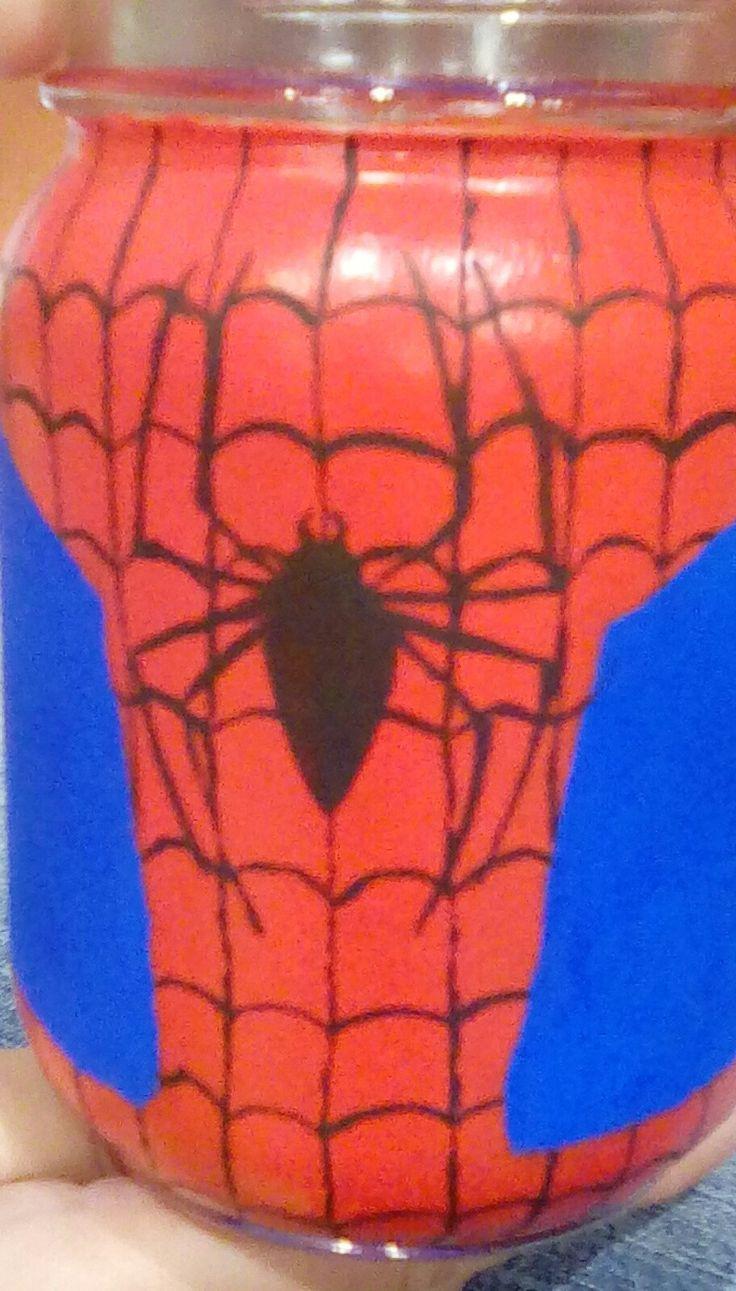 Spiderman #Sarah Miller#
