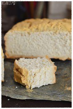 Pan de harina de garbanzos