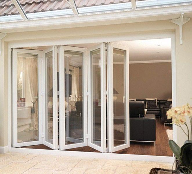 Bifold Doors With Step Out | Bi Fold Doors