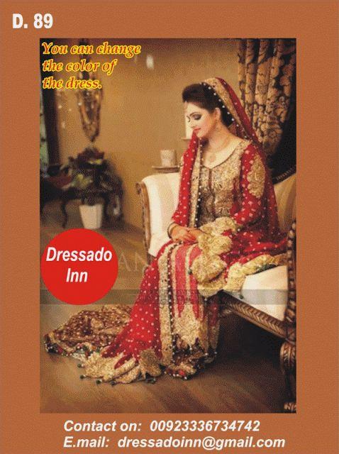 Dressado Inn: Dresses D. 89 to D. 92