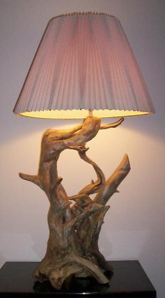 Think I might need to go down to the beach, find some driftwood and build a couple of these myself!