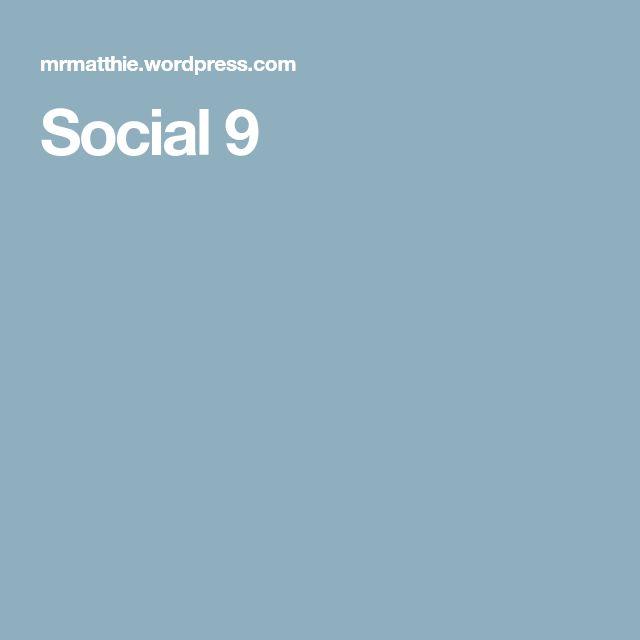 Social 9