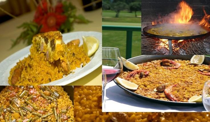 Pure Spanish Tradicition: Paella Valeciana
