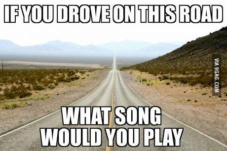 My choice would be Cake - The Distance