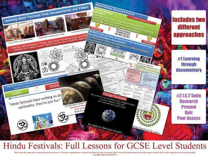 GCSE Hinduism - L18/20 [Hindu Festivals: Maha Shivaratri , Ganesh Chaturthi,  Raksha Bandhan] RE RS