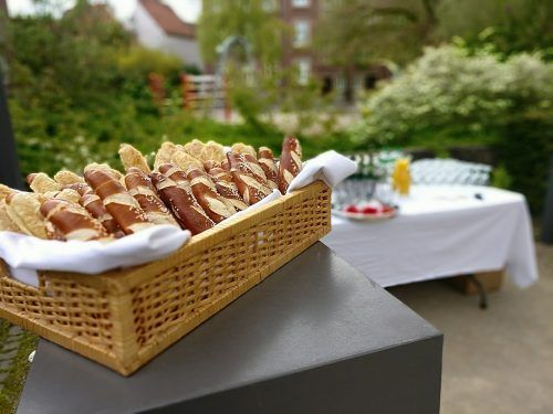 Hoppe Imbisswagen Catering Munster Food Event Catering Catering