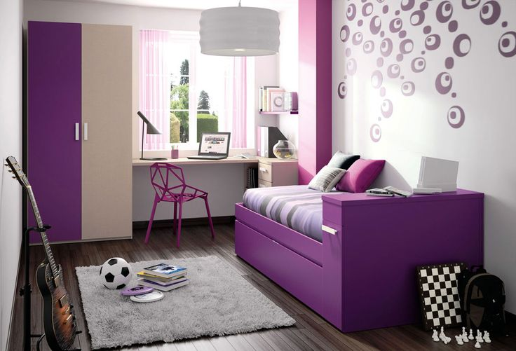 kids decor | Purple kids rooms Decor Photo Gallery