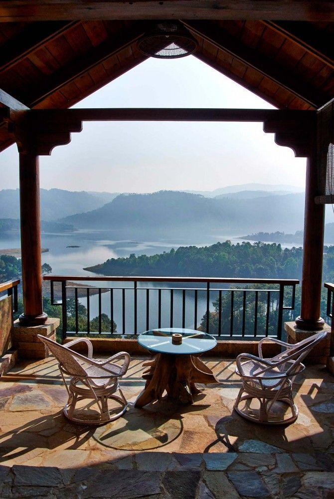 Ri Kynjai - Serenity By The Lake Ri Bhoi District. Meghalaya