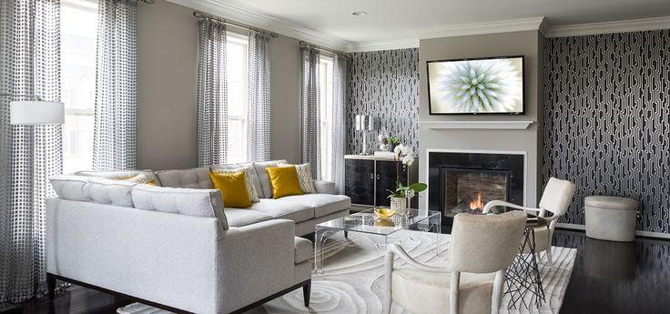 Lorna Gross Interior Design Interior Designers Decorators In Bethesda Homify Living Room Decor Styles Vogue Living Room Interior Design