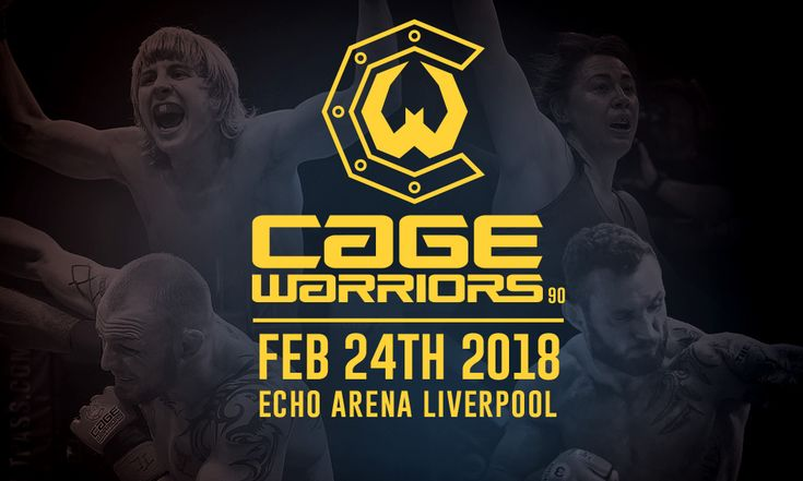 Cage Warriors set for Merseyside return on February 24th