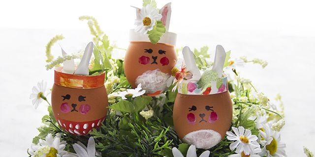 Coniglietti, coni gelato e addirittura le Tartarughe Ninja: ecco come decorare le vostre uova per Pasqua