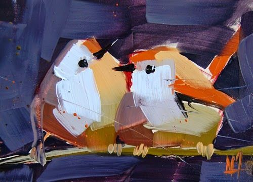 Image result for abstract art winter wrens