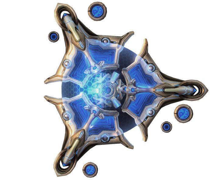 Starcraft Protoss Mothership by voidwar