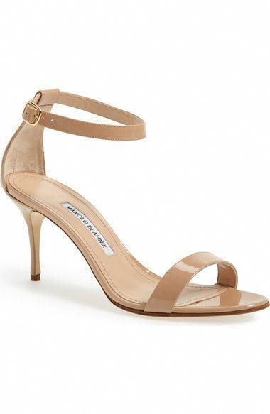 8c163d7dc9d Free shipping and returns on Manolo Blahnik  Chaos  Ankle Strap Sandal  (Women)