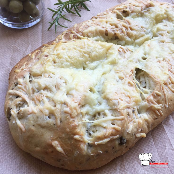 Fougasse Olives Fromage Romarin Recette Companion – Mimi Cuisine