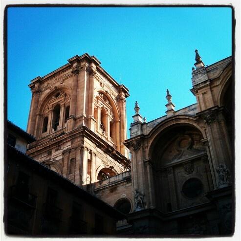 #Catedral de #Granada con #Instagram para #Viajology