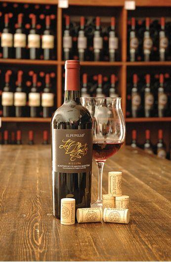 Vallineta Riserva #redwine  #vino #dinnerwine