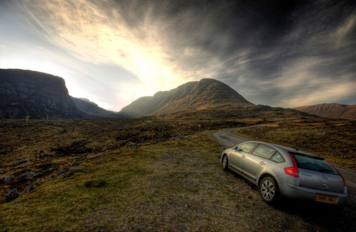 19 epic road trips through Scotland - Scotland is one of THE best countries in the world to take a road trip.