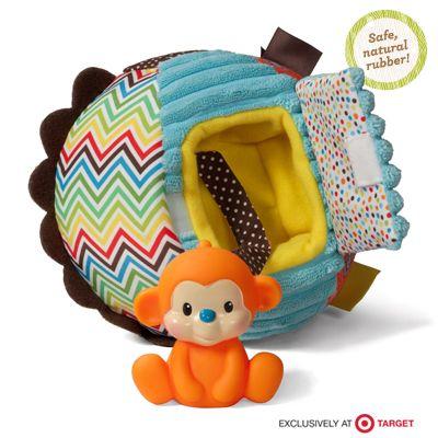 Peek-a-Boo Ball - New! - Infantino -Target Exclusive