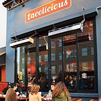 San Francisco Restaurants: Tacolicious < Healthy San Francisco Restaurants - Cooking Light  http://www.lessthan6percent.com/re/index