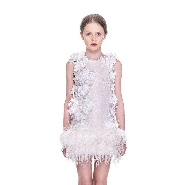The Very Fairy Princess dress from Mischka Aoki SS15 Collection #mischkaaoki
