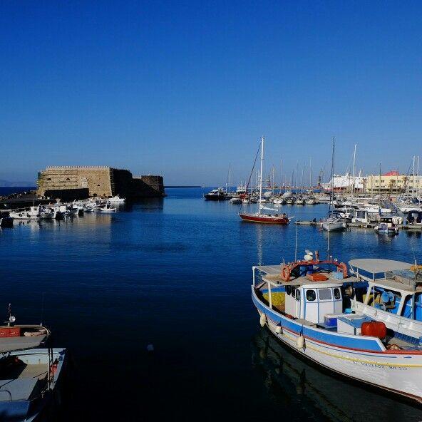 Venetian Port Heraklion