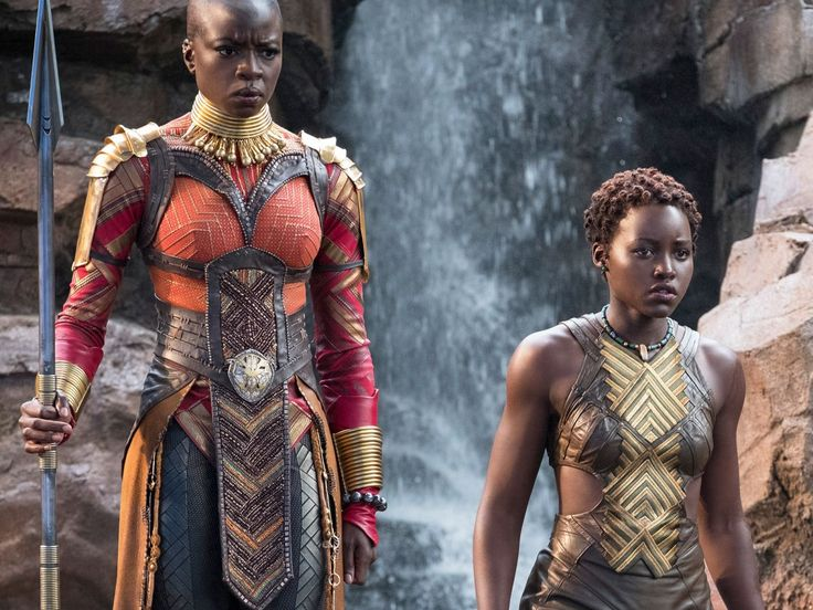 Here'sWhat Black Panther Is Doing Differently For Its Female Heroes