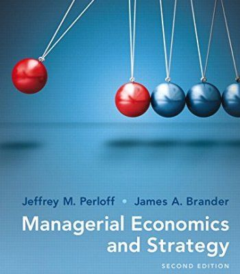 Managerial Economics and Strategy (2nd Edition) (The Pearson Series in Economics) PDF