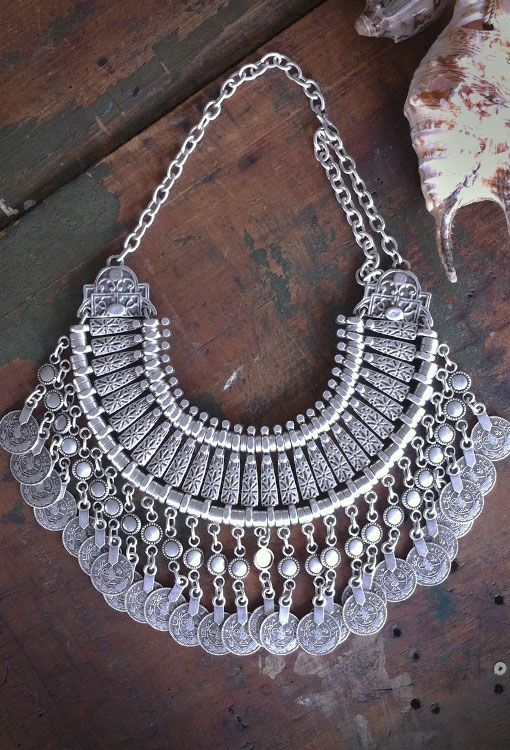 Kita Ethnic Necklace | Del Playa