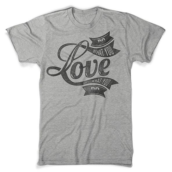T-shirt Design Inspiration: #TshirtTuesday Week 2 - Typographic t-shirts