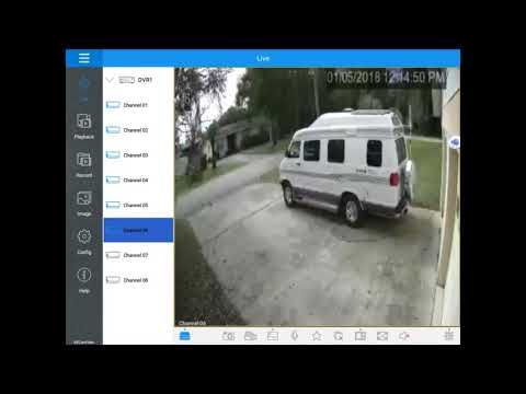 Setting Up Your RxCamView On Your Cell Phone For Your Cobra