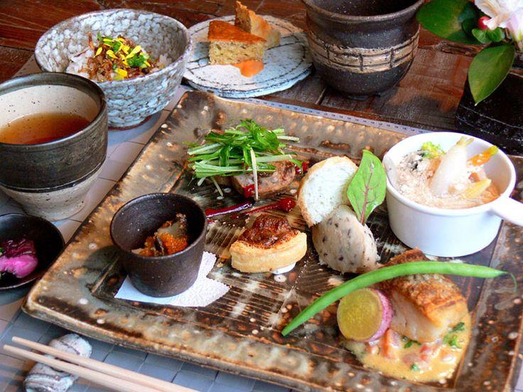 o・mo・ya【公式HP】 奈良町のメニュー | 町家 創作フレンチ 観光 ランチ ディナー
