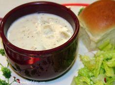 Bals?? Award winning clam chowder recipe!!
