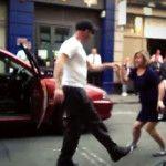 Танцующий таксист из Дублина взорвал Интернет/
