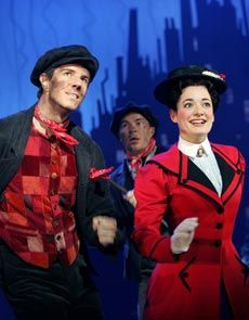 bert mary poppins broadway - Google Search