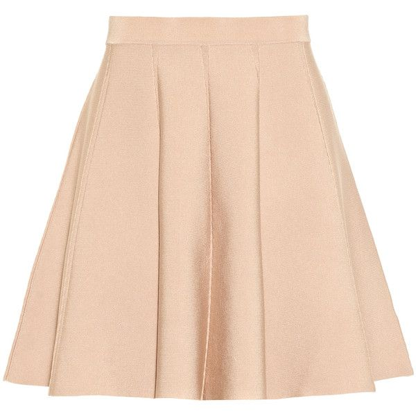Parker Zoey Skirt found on Polyvore