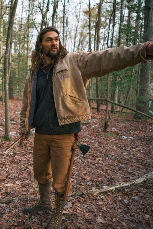 Jason Momoa Video – Canvas of My Life | Carhartt