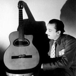Django Reinhardt, Gypsy Jazz guitar master.