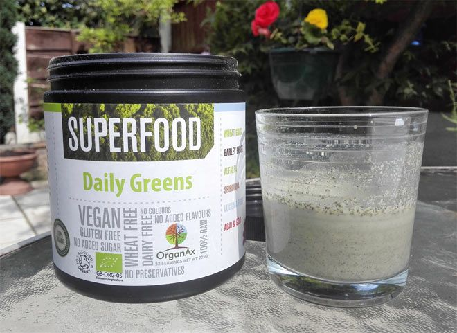 Getting your daily greens with Organax – Daily Greens Superfood Powder review http://www.behealthynow.co.uk/nutrition/organax-daily-greens-superfood-powder-review/ This superfood powder doesn't taste bad and it provides you with a variety of vitamins and minerals. #nutrition