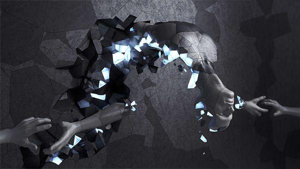 """Roots of the beginning"", Adam Martinakis"