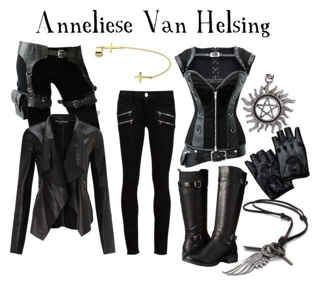 Anneliese Van Helsing - Vampire Hunter