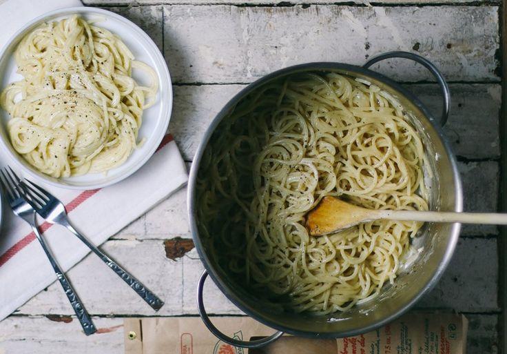 Cacio e Pepe: η καλύτερη μακαρονάδα έχει μόνο 2 υλικά Από τη Ρώμη με αγάπη.